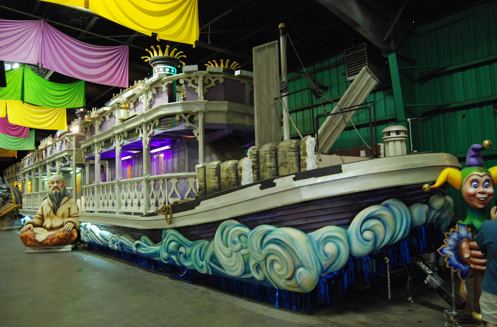 What To Do for Mardi Gras in New Orleans