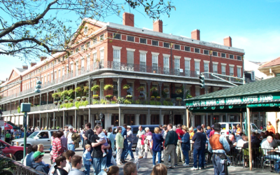 Top 10 Walking Tours in New Orleans