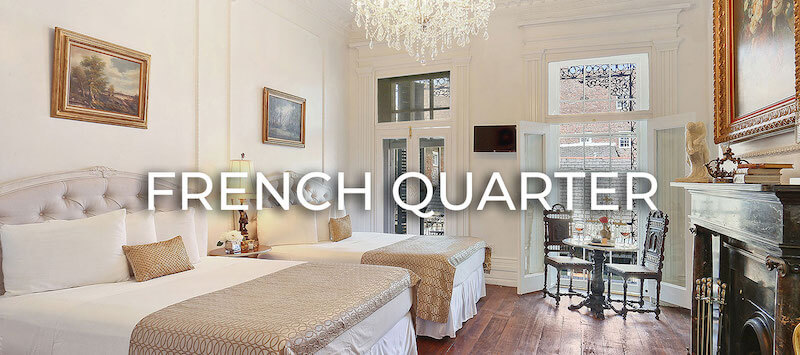 Link to French Quarter properties