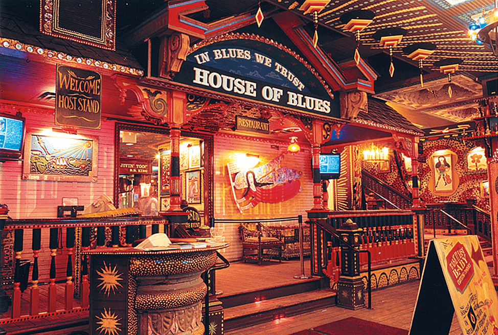 House of Blues New Orleans