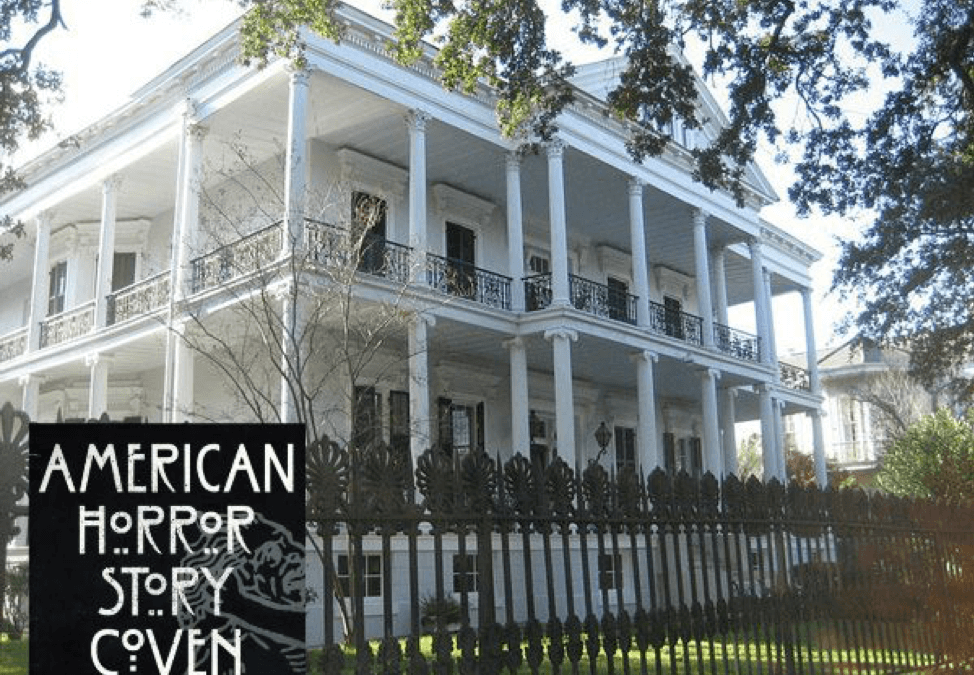 Famous Movie Spots in New Orleans