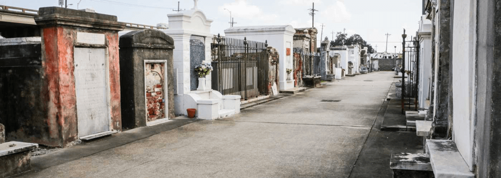 St. Louis Cemetery New Orleans